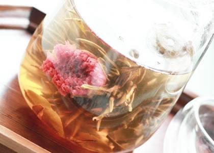 「ビューティー薬膳茶」講座